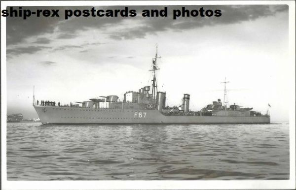 BEDOUIN (1939, Royal Navy) photo